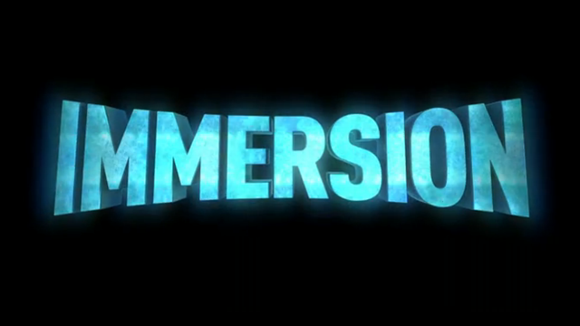 The Edge of Immersion