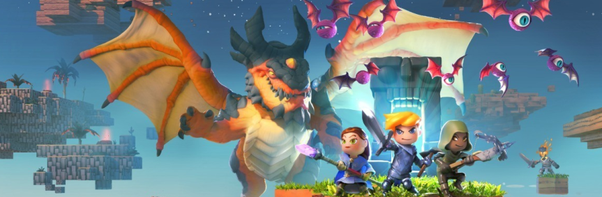 Portal Knights – Whimsy and Exciting
